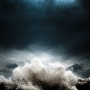 Fine art abstract photography of the ocean and seascape