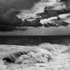 Fine art Black and white seascapes photography