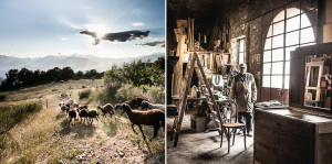 Fine art photography landscapes for a book of the Serchio Valley. Garfagnana, Barga,
