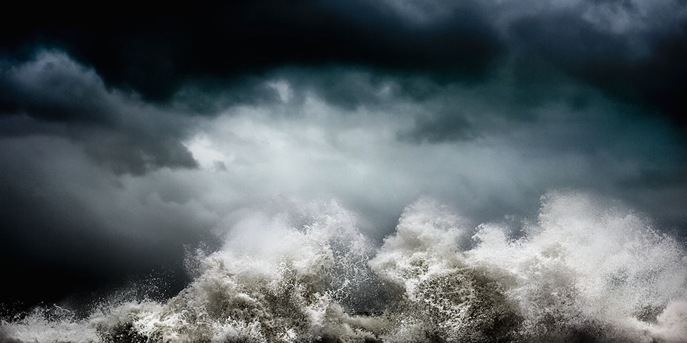Fine art abastract photography of the ocean and seascapes