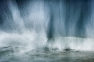 ocean, waves, abstract, mare, ocean, fine art, rate
