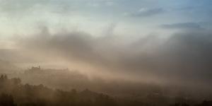 fine art photo of a landscape in Garfagnana, , Barga, Lucca.#landscape#panoramic