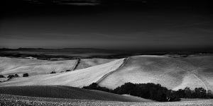 Fine art photography of Tuscan Landscape near Pisa