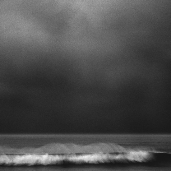 Fine art Black and white seascapes photography in portugal