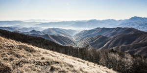 Fine art photography landscapes for a book of the Serchio Valley. Garfagnana, Barga,