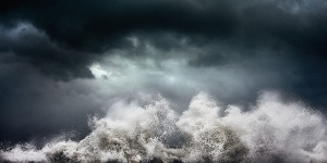 Abstract, Fine art abstract photography of the ocean and seascapes