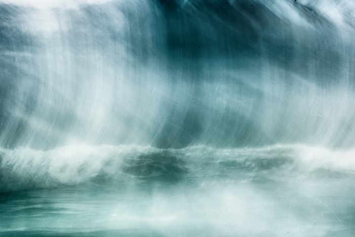 wave, ocean, fine art
