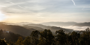 fine art photo of a landscape in Garfagnana, Sommacolonia, Barga, Lucca.#landscape#panoramic