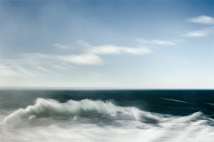 Fine art photo of the atlantic ocean in Portugal along the coast of Alentejo