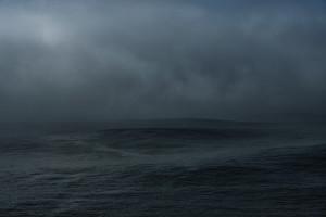 fine art image of a seascape on the atlantic ocean featured on Fubiz