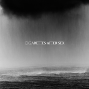 Mare 345 as front cover of the new album from Cigarettes after Sex to be released own October 2th 2019